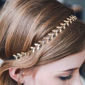 Stay Golden Head Accessory